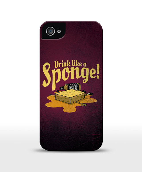 Drink Like A Sponge!, Accessories