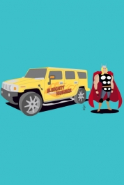Thor's Hummer...