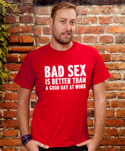 Bad Sex..., Men