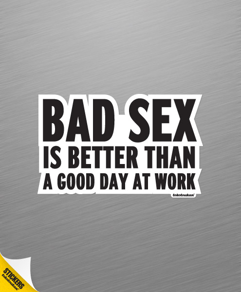 Bad Sex..., Accessories