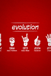 Evolution Of Gestures