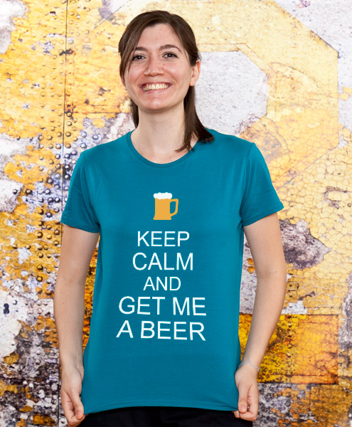 Keep Calm And Get Me A Beer, Women