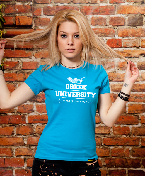 Greek University, Women