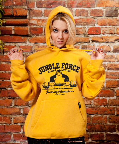 Jungle Force Weightlifting, Unisex