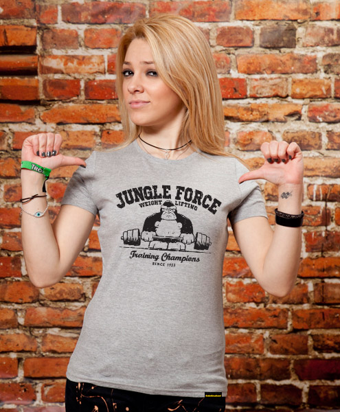 Jungle Force Weightlifting, Women
