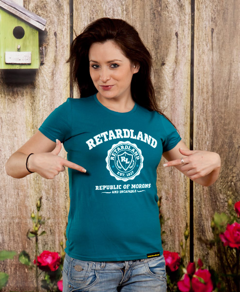 Retardland - Republic Of Morons, Women