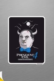 President Evil 4 - Rise of the Beef