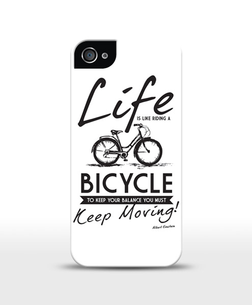 Life Is Like Riding A Bicycle..., Accessories