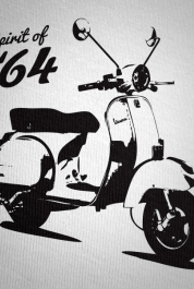 Vespa Spirit Of '64