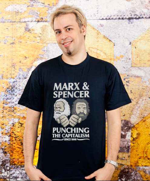 Marx & Spencer, Men