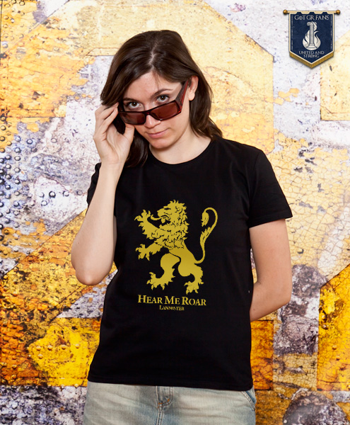 Lannister - Hear Me Roar, Women