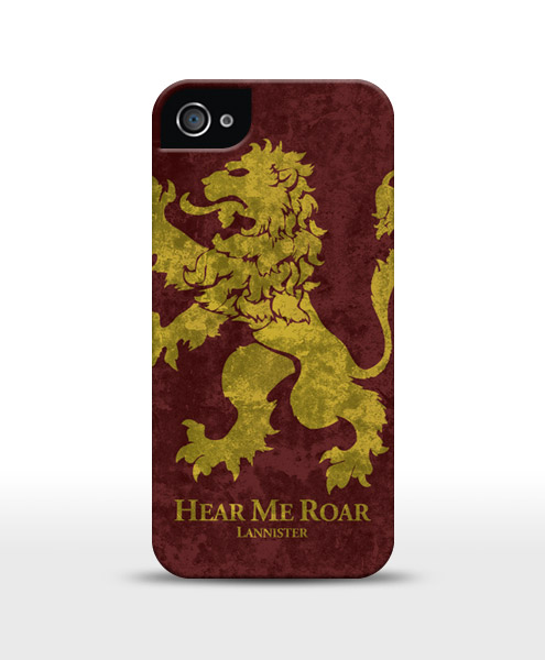 Lannister - Hear Me Roar, Accessories