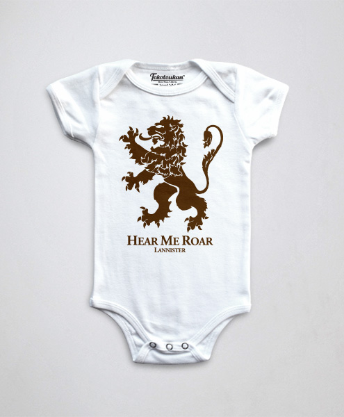 Lannister - Hear Me Roar, Kids