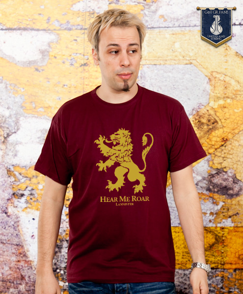 Lannister - Hear Me Roar, Men