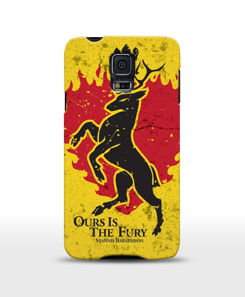Ours Is The Fury - Stannis Baratheon, Accessories