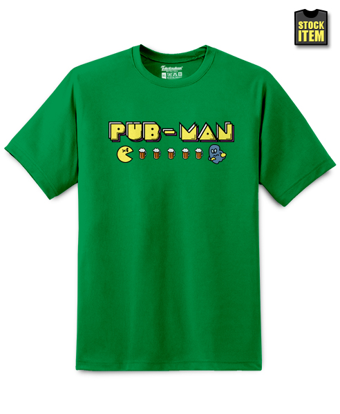 Pubman, Men