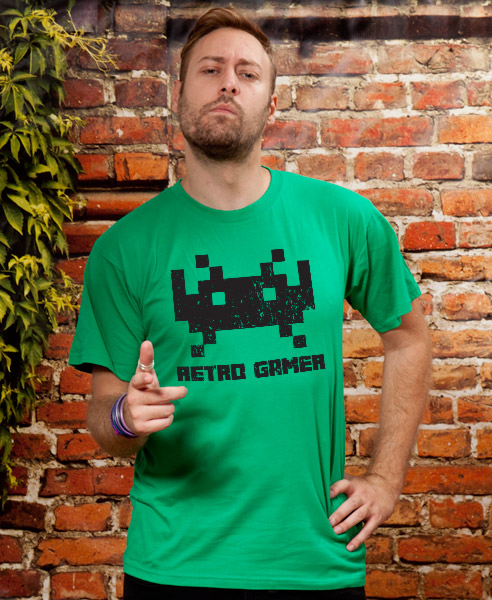 Retro Gamer, Men