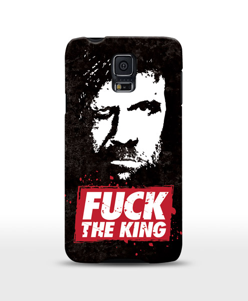 Fuck The King, Accessories