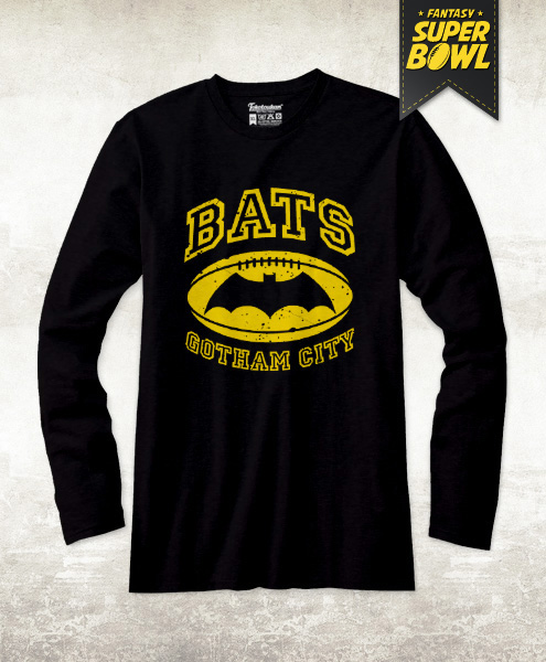 Gotham City Bats, Men