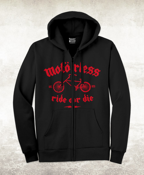 Motorless - Ride Or Die, Unisex