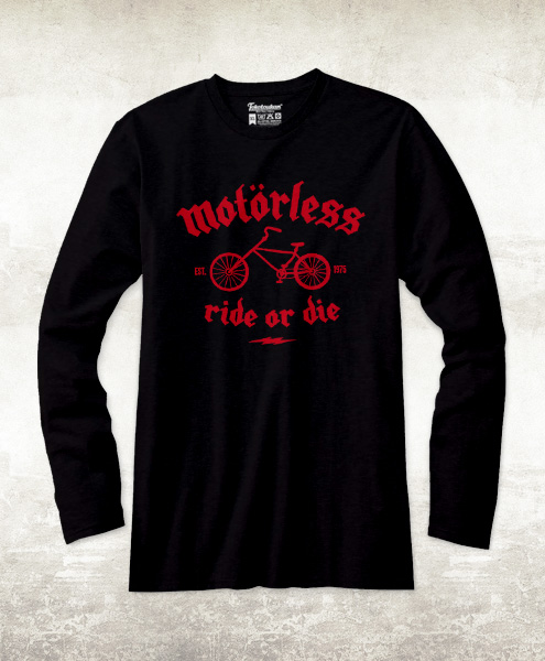 Motorless - Ride Or Die, Men