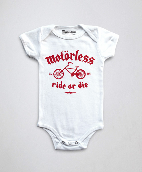 Motorless - Ride Or Die, Kids