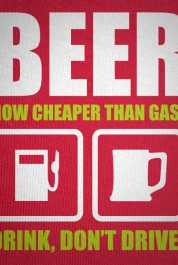 Beer Now Cheaper Than Gas!