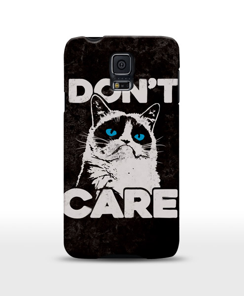 Grumpy Cat - Don't Care, Accessories