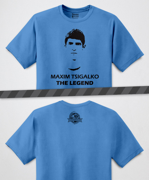 Maxim Tsigalko - The Legend, Men