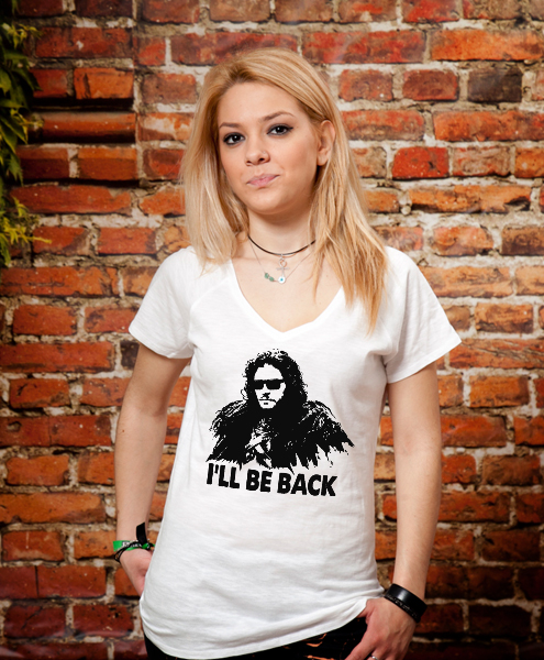 Jon Snow - I'll Be Back, Women