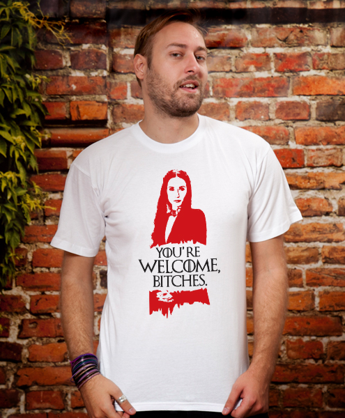 Melisandre - You're Welcome, Bitches., Men