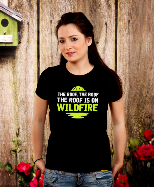 The Roof Is On Wildfire, Women