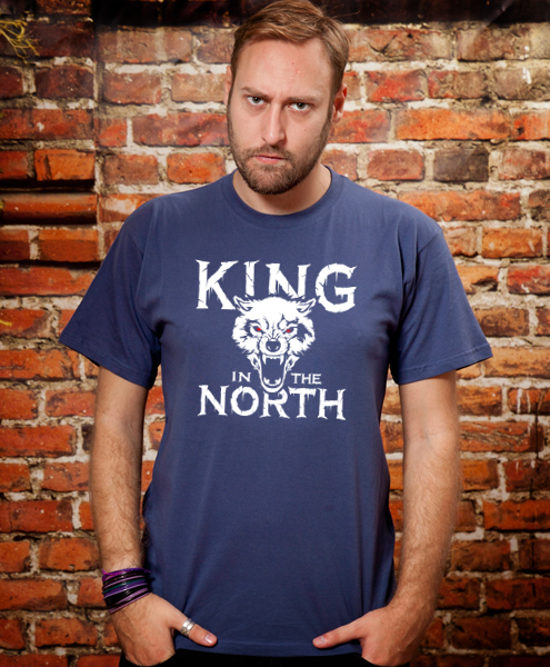 King In The North, Men