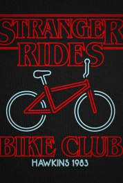 Stranger Rides - Bike Club