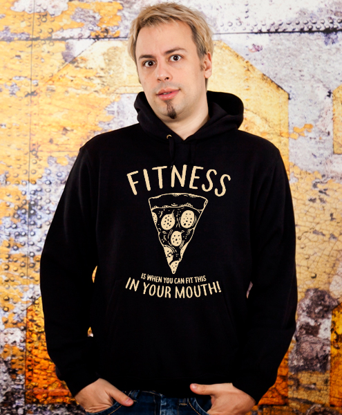 Fitness Is When..., Unisex