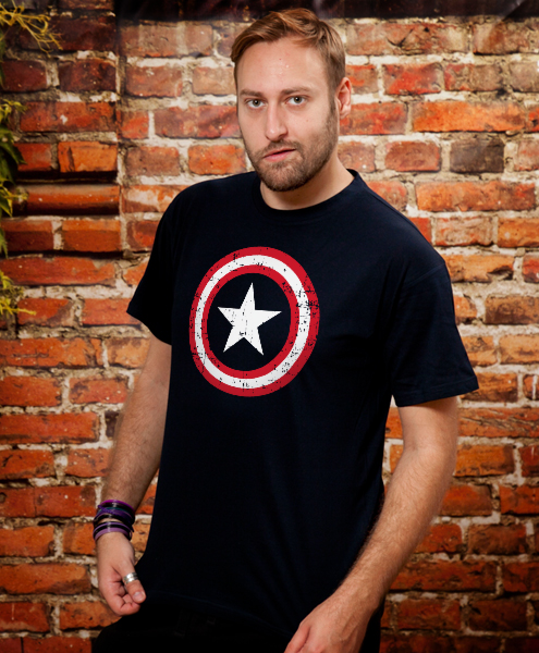 Captain America, Men