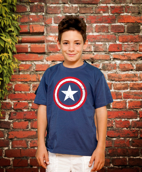 Captain America, Kids