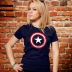 Captain America, Women