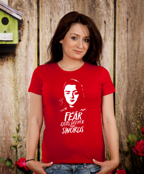 Arya Stark - Fear Cuts Deeper, Women