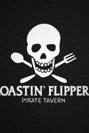 Roastin' Flippers - Pirate Tavern
