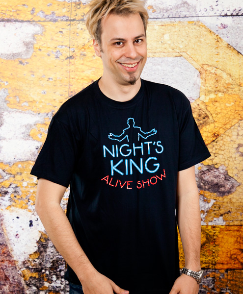 Night's King - Alive Show, Men