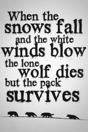 When The Snows Fall...