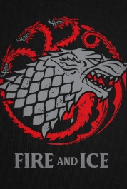 Stargaryen Fire And Ice
