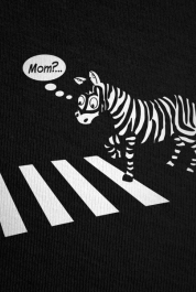 Zebra Crossing... (Mom?)