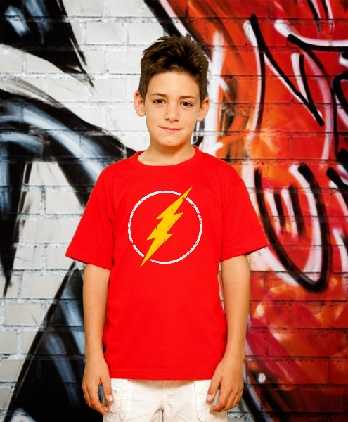 The Flash, Kids