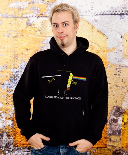 Dark Side of the Sponge, Unisex