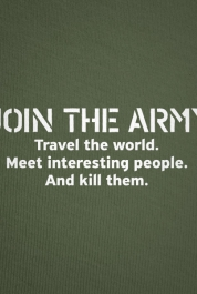 Join The Army!